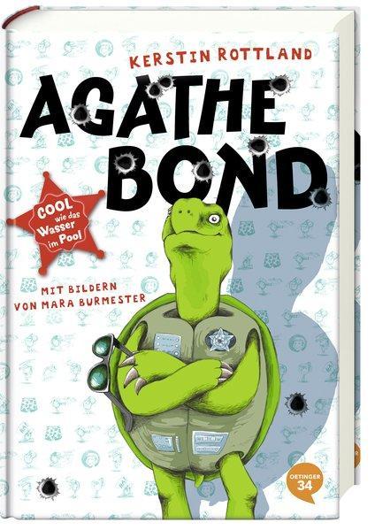 Agathe Bond - Cool wie das Wasser im Pool