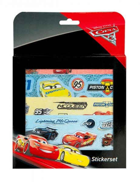 Cars: Großes Sticker Set