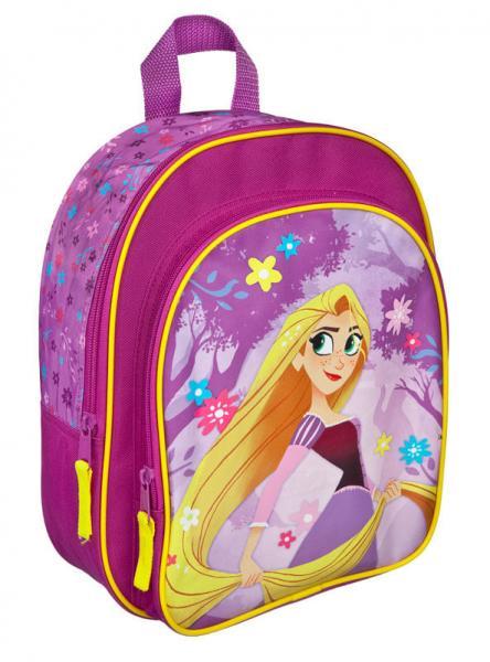 Rapunzel: Rucksack mit Vortasche