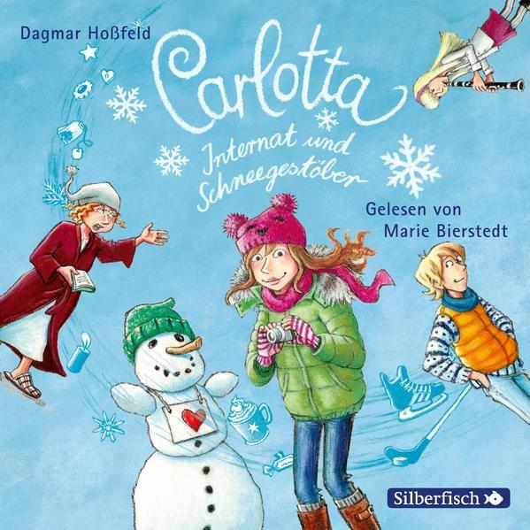 Carlotta: Carlotta - Internat und Schneegestöber - Hörbuch 2 CDs