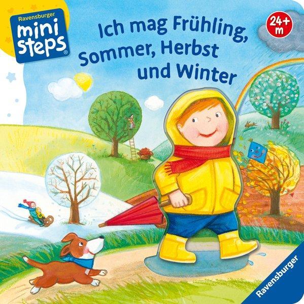 Ich mag Frühling, Sommer, Herbst und Winter - Ab 24 Monaten
