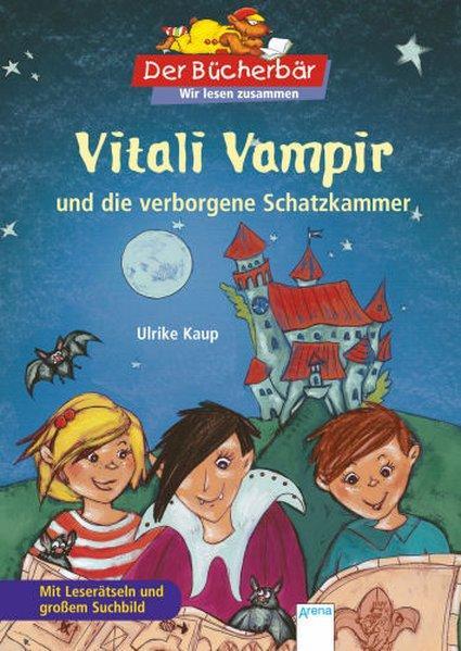 Vitali Vampir und die verborgene Schatzkammer - Wir lesen zusammen