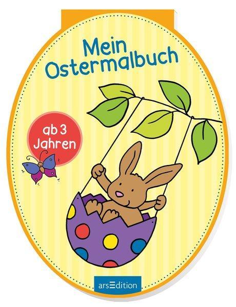 Mein Ostermalbuch (Mängelexemplar)