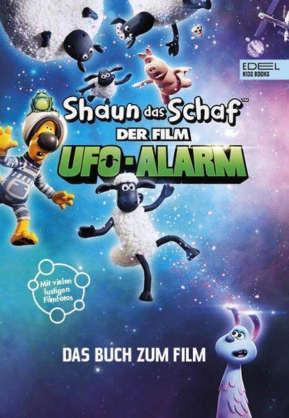 Shaun das Schaf – Der Film: Ufo-Alarm - Das Buch zum Film (Mängelexemplar)