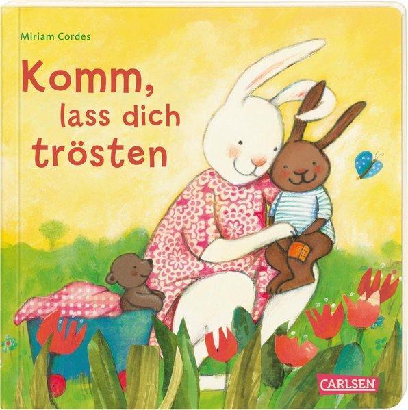 Komm, lass dich trösten - Mitmachbuch in Reimen - ab 2 Jahren (Mängelexemplar)