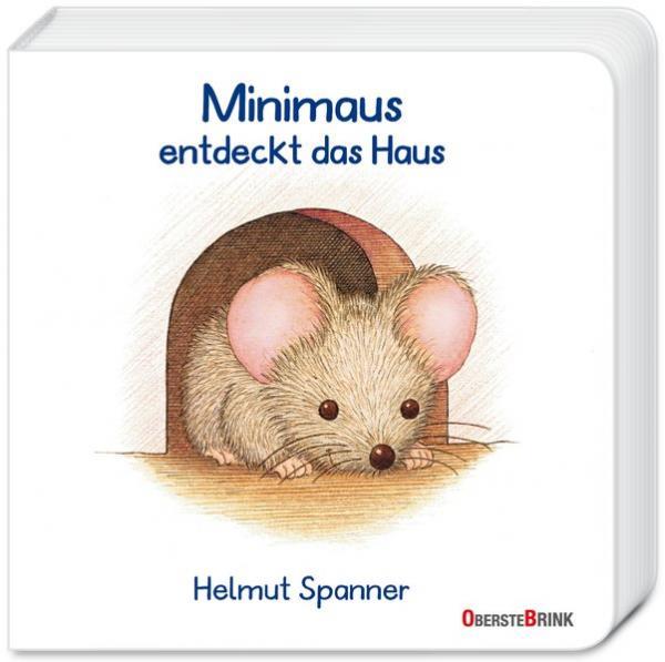 Minimaus entdeckt das Haus