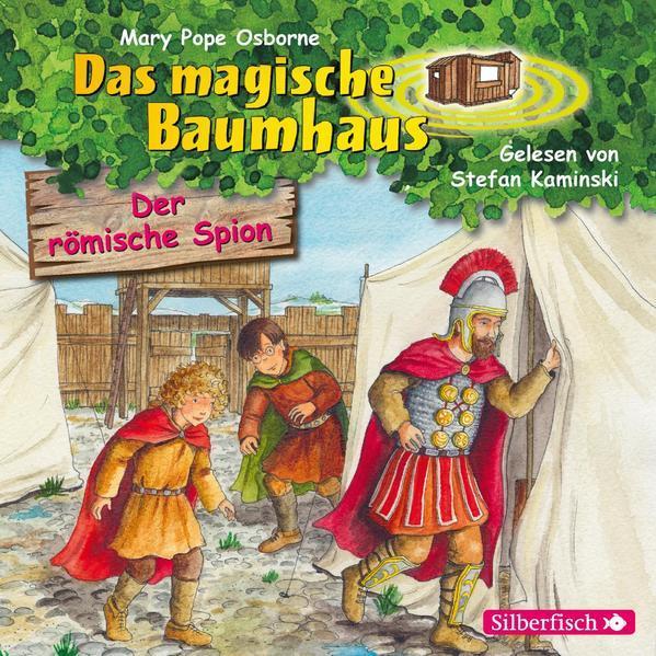 Der römische Spion (Das magische Baumhaus 56) - Hörbuch 1 CD