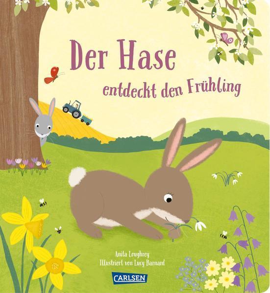 Der Hase entdeckt den Frühling (Mängelexemplar)