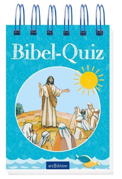 Bibel-Quiz (Mängelexemplar)