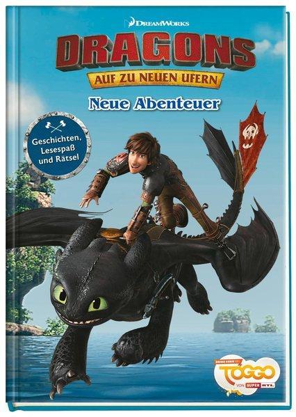 """DreamWorks Dragons: DreamWorks Dragons """"Auf zu neuen Ufern"""": Neue Abenteuer"""