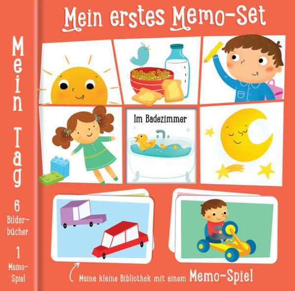 Mein erstes Memo-Set - Mein Tag