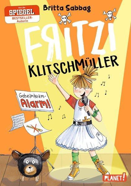 Fritzi Klitschmüller 2: Geheimkram-Alarm! (Mängelexemplar)