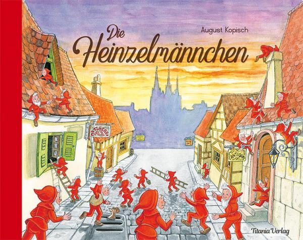 Die Heinzelmännchen (Mängelexemplar)