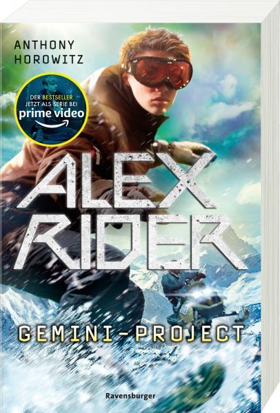 Alex Rider, Band 2: Gemini-Project (Mängelexemplar)