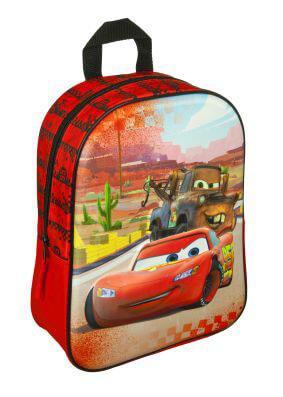 Cars: 3D Rucksack