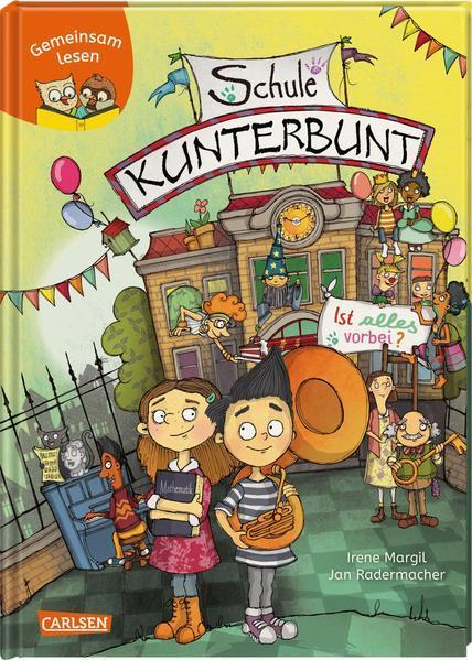 Gemeinsam lesen: Schule Kunterbunt - Gemeinsam lesen