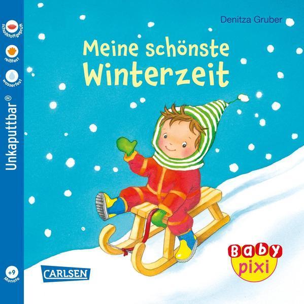 Baby Pixi (unkaputtbar) 91: Meine schönste Winterzeit (Mängelexemplar)