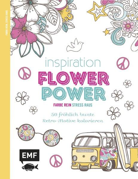 Inspiration Flower Power (Mängelexemplar)