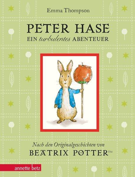 Peter Hase - Ein turbulentes Abenteuer - Geschenkbuch-Ausgabe (Mängelexemplar)