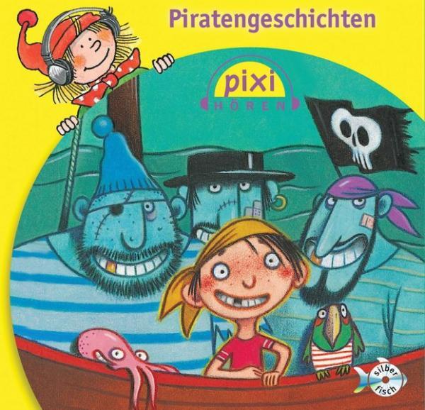 CD Pixi Hören: Piratengeschichten