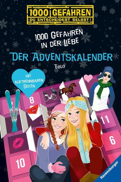 Der Adventskalender - 1000 Gefahren in der Liebe (Mängelexemplar)