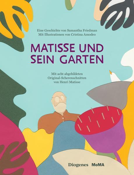 Matisse und sein Garten (Mängelexemplar)