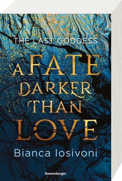 The Last Goddess, Band 1: A Fate Darker Than Love (Mängelexemplar)