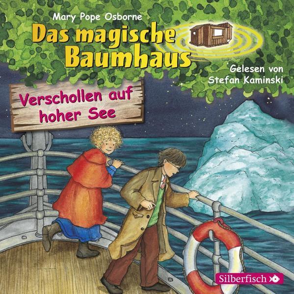 Verschollen auf hoher See (Das magische Baumhaus 22) - Hörbuch 1 CD