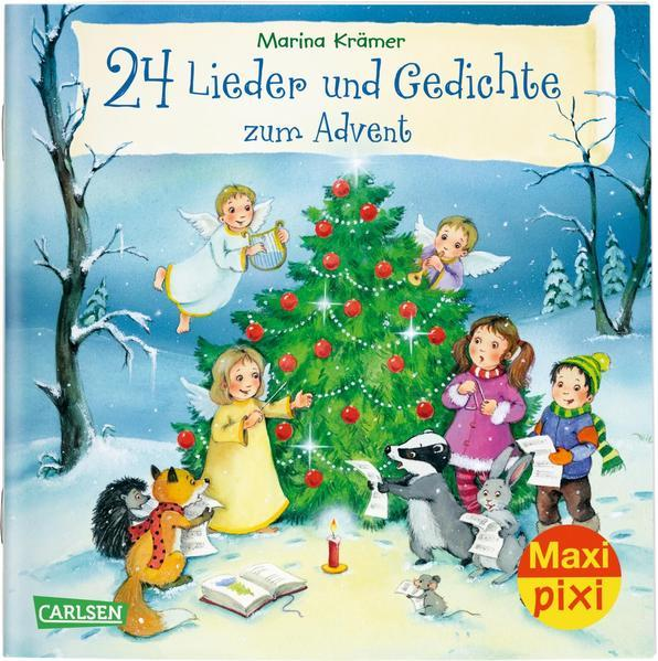 Maxi Pixi 301: 24 Lieder und Gedichte zum Advent (Mängelexemplar)