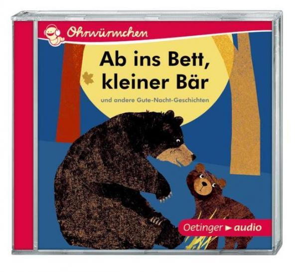 Ab ins Bett, kleiner Bär - und andere Gute-Nacht-Geschichten