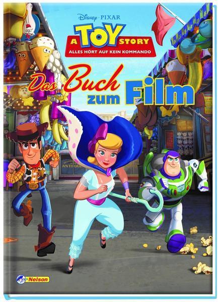 Toy Story 4 - Alles hört auf kein Kommando: Das Buch zum Film