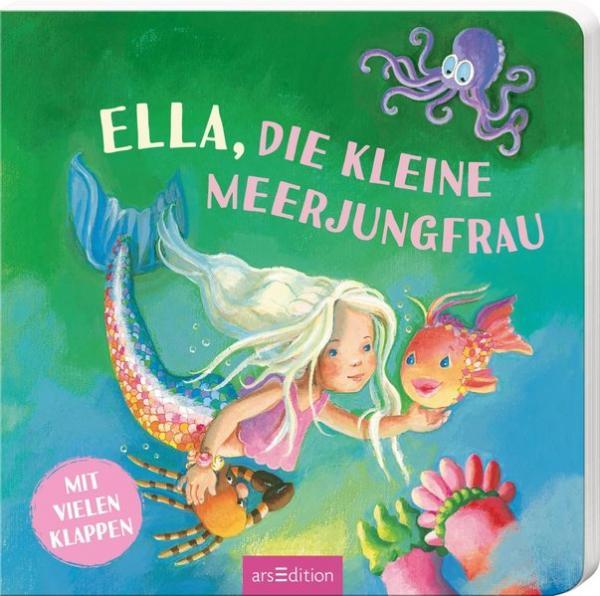 Ella, die kleine Meerjungfrau