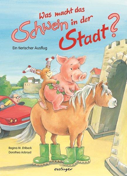 Was macht das Schwein in der Stadt