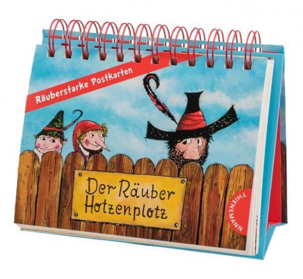 Der Räuber Hotzenplotz - Räuberstarke Postkarten
