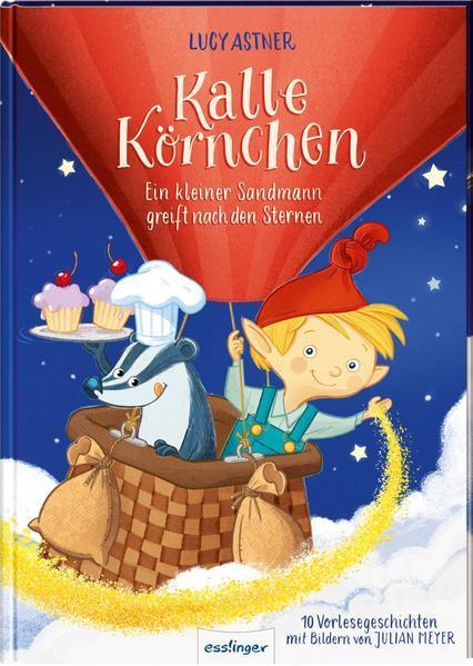 Kalle Körnchen: Ein kleiner Sandmann greift nach den Sternen (Mängelexemplar)