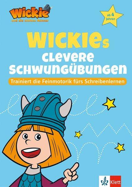 Aktion: Wickies clevere Schwungübungen - Trainiert Feinmotorik fürs Schreibenlernen