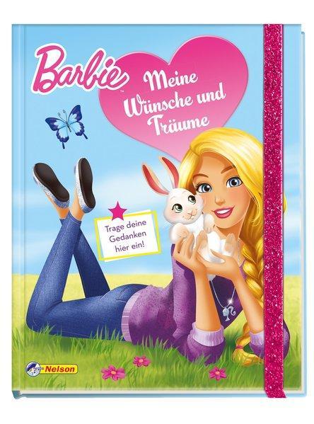 Barbie: Meine Wünsche und Träume - Trage deine Gedanken hier ein