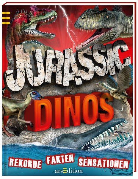 Jurassic Dinos (Mängelexemplar)