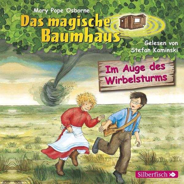 Im Auge des Wirbelsturms (Das magische Baumhaus 20) - Hörbuch 1 CD