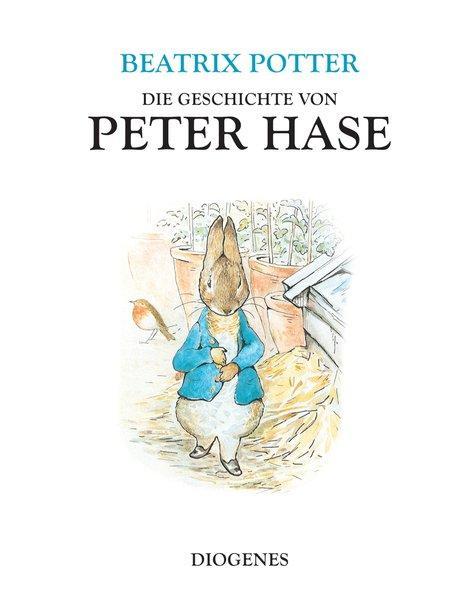 Die Geschichte von Peter Hase (Mängelexemplar)