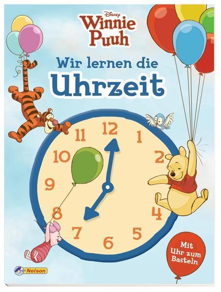 Disney Winnie Puuh: Wir lernen die Uhrzeit