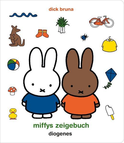 Miffys Zeigebuch (Mängelexemplar)