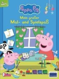 Peppa Pig: Mein großer Mal- und Spielspaß (Mängelexemplar)