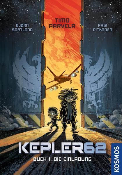 Kepler62 - Buch 1: Die Einladung (Mängelexemplar)