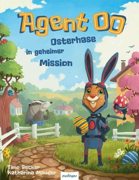 Agent OO – Osterhase in geheimer Mission (Mängelexemplar)