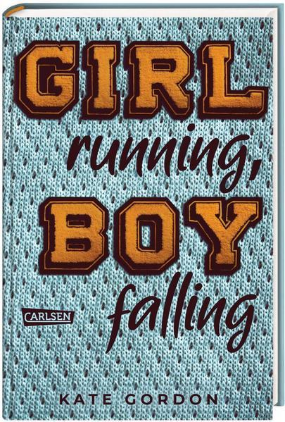 Girl running, Boy falling - Ein ergreifender Coming-of-Age-Roman (Mängelexemplar)