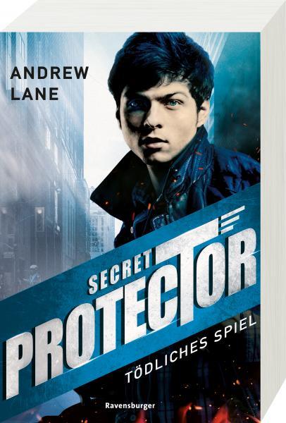 Secret Protector, Band 1: Tödliches Spiel (Mängelexemplar)
