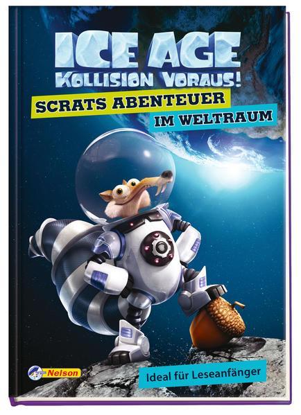 """Ice Age """"Kollision voraus!"""": Scrats Abenteuer im Weltraum (Mängelexemplar)"""
