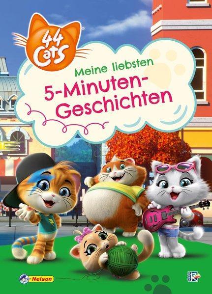 44 Cats: 44 Cats: Meine liebsten 5-Minuten-Geschichten (Mängelexemplar)