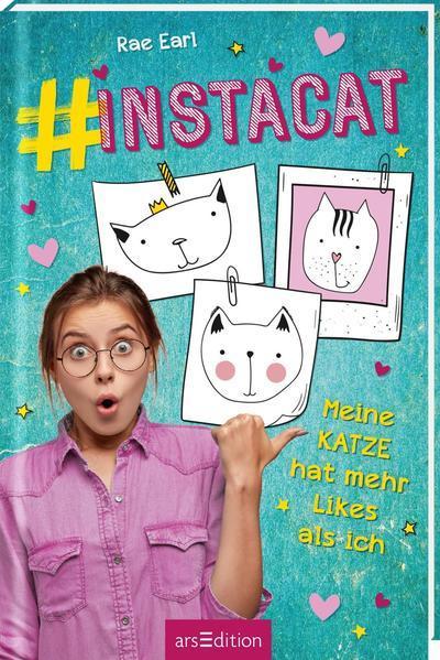 #Instacat - Meine Katze hat mehr Likes als ich (Mängelexemplar)